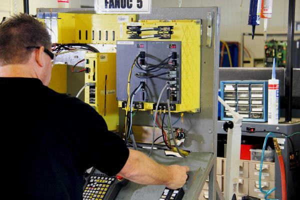 Fanuc Spindle Drive Repair