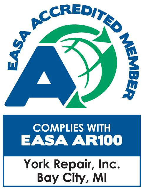 Approved Easa Accredited Service Center York Repair