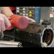 Servo Motor Repair Process at York Repair Inc.